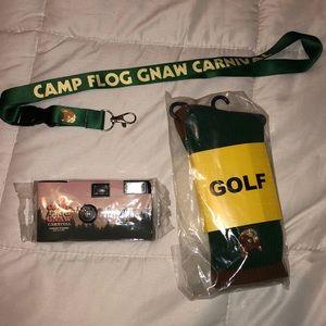 Camp Flog Gnaw merch